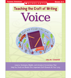 Teaching the Craft of Writing: Voice