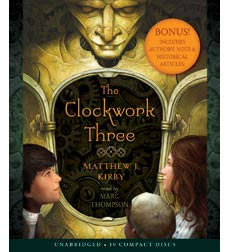 Clockwork Three, The