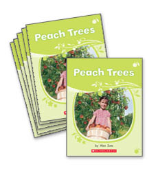Guided Reading Set: Level C – Peach Trees