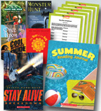 My Books Summer Grade 4 Fiction Focus (5 Books)