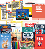 Comprehensive Summer Reading Solution Grade 5 (10 Books)