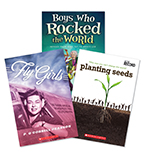 NonFiction Library Grades 7-8