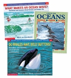 Scholastic Trio Individual Theme Unit Set 5, Science - Oceans, Grades 5-6