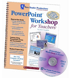 PowerPoint Workshop for Teachers Ed.4