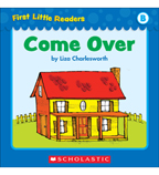 First Little Readers: Come Over (Level B)