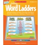 Interactive Whiteboard Activities: Daily Word Ladders Grades 2–3