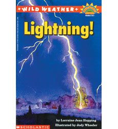 Hello Reader!® Science Level 4: Wild Weather: Lightning!
