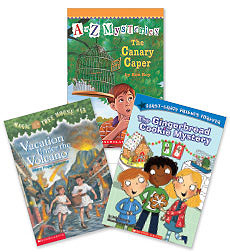 CLEARANCE: Mystery and Adventure Grades 1-3