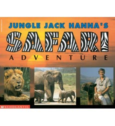 Jungle Jack Hanna's Safari Adventure 9780590927154