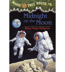 Magic Tree House: #8 Midnight on the Moon