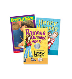 Beverly Cleary Grades 3-5