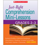 Just-Right Comprehension Mini-Lessons: Grades 2–3