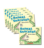 Guided Reading Set: Level H – Animal Snackers