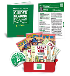 Guided Reading Text Types: Level P