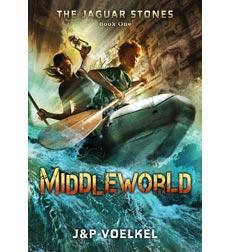 The Jaguar Stones: Middleworld 9780545397155