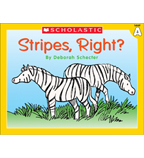 Little Leveled Readers: Stripes, Right? (Level A)