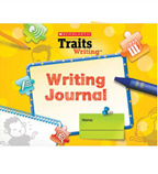 Pack of 5 Traits Writing Grade K Student Writing Journals