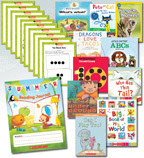 My Books Summer Grade PreK (10 Books)