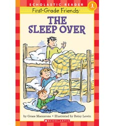 Hello Reader!® Level 1—First-Grade Friends: The Sleep Over