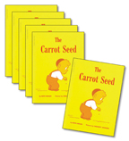 Guided Reading Set: Level G – The Carrot Seed