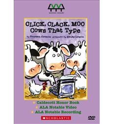 Resultado de imagen de Clic, Clac, Muu: Vacas Escritoras, Doreen Cronin