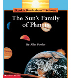 Rookie Read-About® Science—Space Science: The Sun's Family of Planets