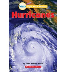 Science Sight Word Readers: Hurricanes