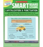 SMART Board™ Lessons: Capitalization & Punctuation