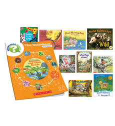 Knowledge Quest! Read-Aloud Collection: Animals and Their Needs