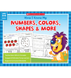 Now I Know My Numbers, Colors, Shapes & More