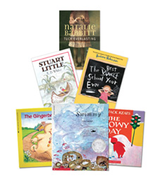 CLEARANCE: Super Favorite Authors Library Grades K-6