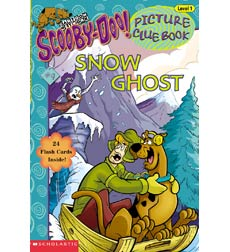 Scooby-Doo! Picture Clue: Snow Ghost