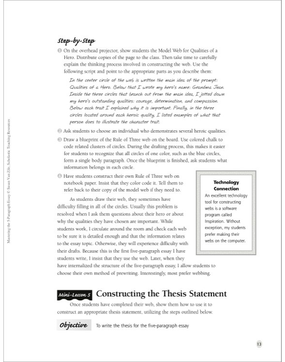 Essays On Science Fiction Mastering The Paragraph Essay By Susan Van Zile See Inside Image Science Essays Topics also Examples Of Thesis Essays Character Trait Essay My Character Traits Essay Uncommon Service  Essay Vs Paper