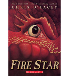 The Last Dragon Chronicles: Fire Star 9780439901857