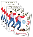 Guided Reading Set: Level O – The Kid in the Red Jacket