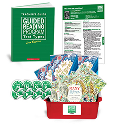 Guided Reading Text Types: Grade 4 Levels, M–T