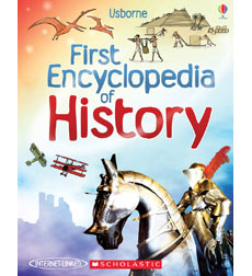 Usborne Books: First Encyclopedia of History