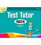 Interactive Whiteboard Activities: Math Test Tutor (Grade 5) (Test 2)