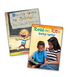 Read & Rise Reading Together Take–Home Pack Ages 2–5 – Pack B