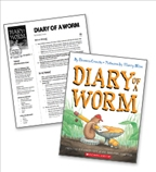 Diary of a Worm - Literacy Fun Pack Express