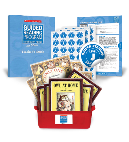 Guided Reading Nonfiction Focus 2nd Edition Level J