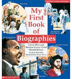 My First Book of Biographies