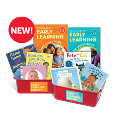 Scholastic Early Learning Library Bundle for Ages 0-5
