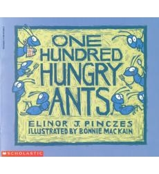 One Hundred Hungry Ants - Read-Aloud Book Pack