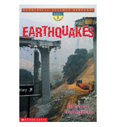 Scholastic Science Readers™ Level 3: Earthquakes