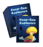 Guided Reading Set: Level J – Deep Sea Explorers