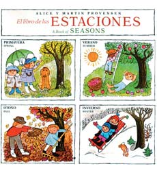 The Book of Seasons / El libro de las estaciones