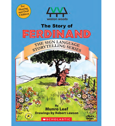 Story Of Ferdinand, The - American Sign Language Edition