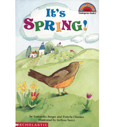 Hello Reader!® Level 2: It's Spring!