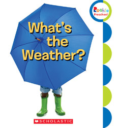 Rookie Preschool-My First Rookie Reader: What's the Weather?